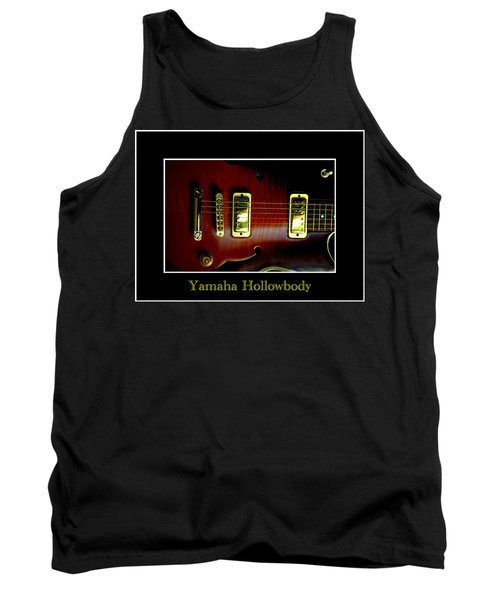 Yamaha Hollowbody 4 Tank Top