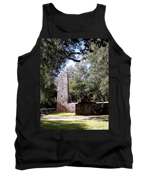 Yulee Sugarmill 1 Tank Top