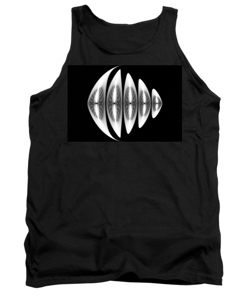 Tank Top featuring the photograph Zeon Fish by Theodore Jones