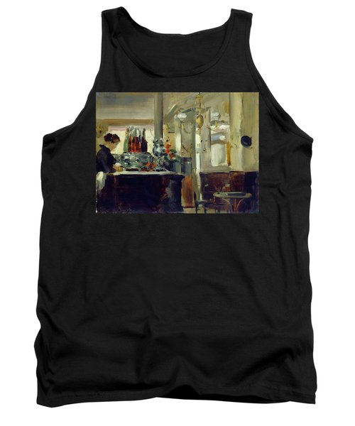 Bon Bock Cafe Tank Top