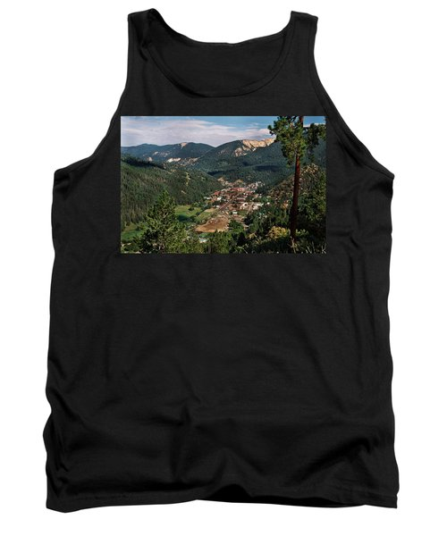 Red River At Sunrise Tank Top