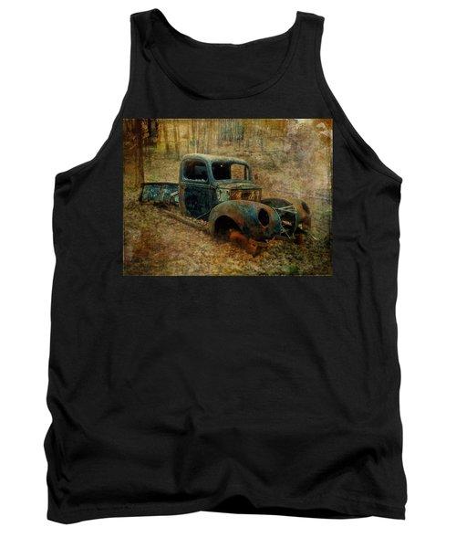 Resurrection Vintage Truck Tank Top