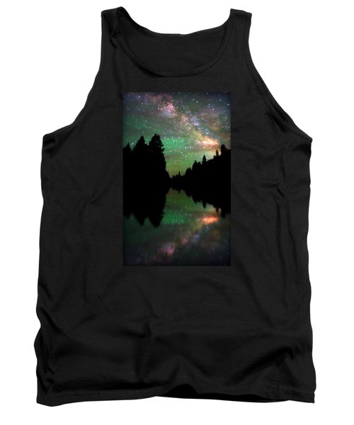 Starry Dreamscape Tank Top