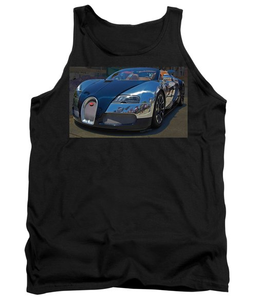 0 To 60 In 2 Tank Top
