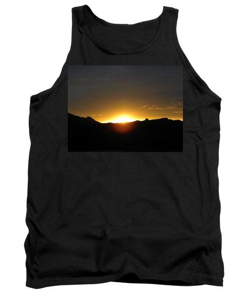 Sunrise West Side Of Rmnp Co Tank Top