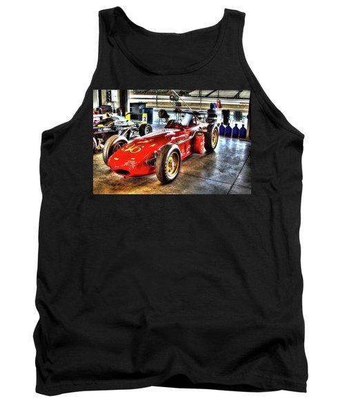 1961 Elder Indy Racing Special Tank Top