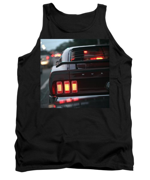 1969 Ford Mustang Mach 1 Tank Top