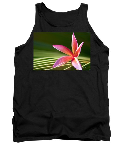 Tank Top featuring the photograph A Pure World by Sharon Mau