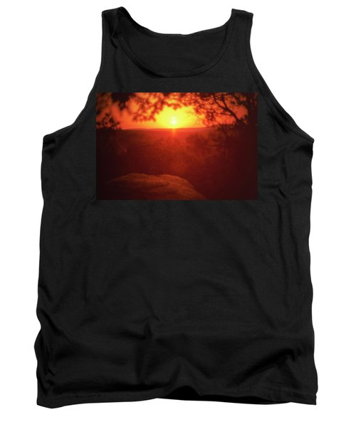 A Sun That Never Sets Tank Top