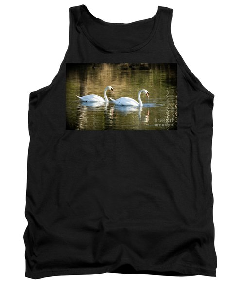 Always Together Wildlife Art By Kaylyn Franks Tank Top