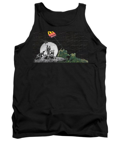 Banksy - The Tribute - New World Order Tank Top