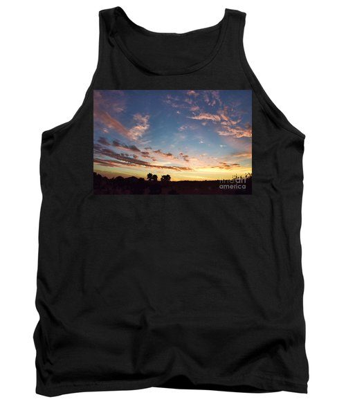 Beauty Is A Cherished Gift From God Tank Top by Sharon Soberon
