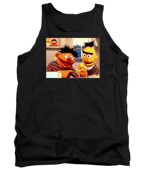 Bert And Ernie Tank Top