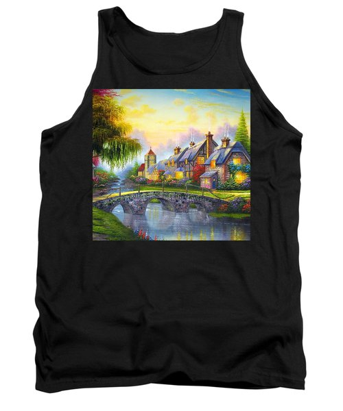 Bridge Over Troubled Waters Tank Top