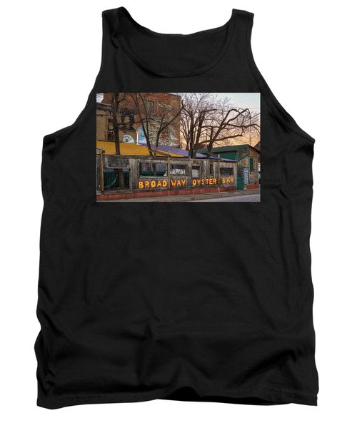 Broadway Oyster Bar Tank Top