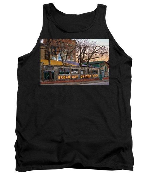Broadway Oyster Bar Tank Top