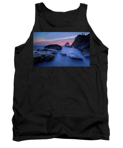 Cape Kiwanda Tank Top by Evgeny Vasenev