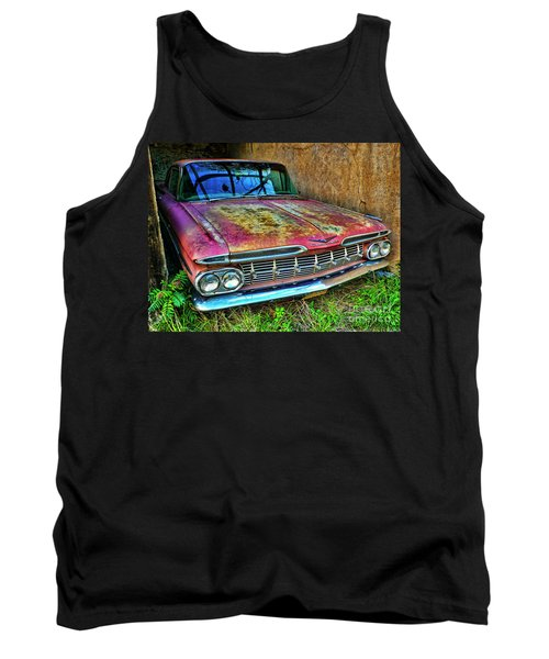 Classic Chevy Tank Top