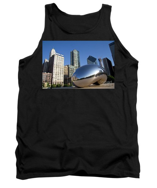 Cloudgate Reflects Tank Top
