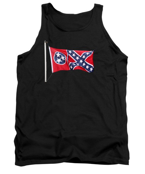 Confederate-flag Tank Top