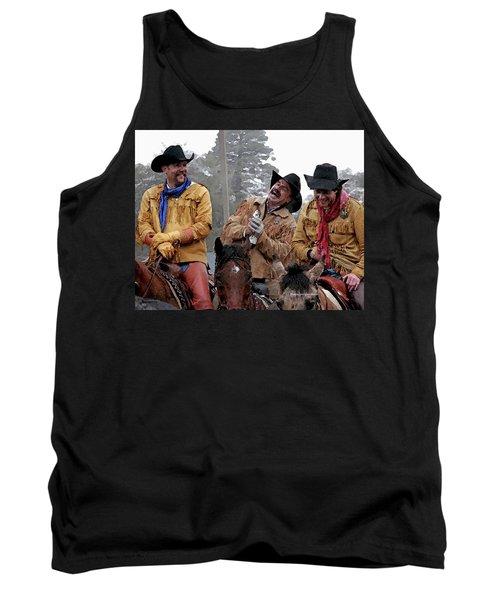 Cowboy Humor Tank Top