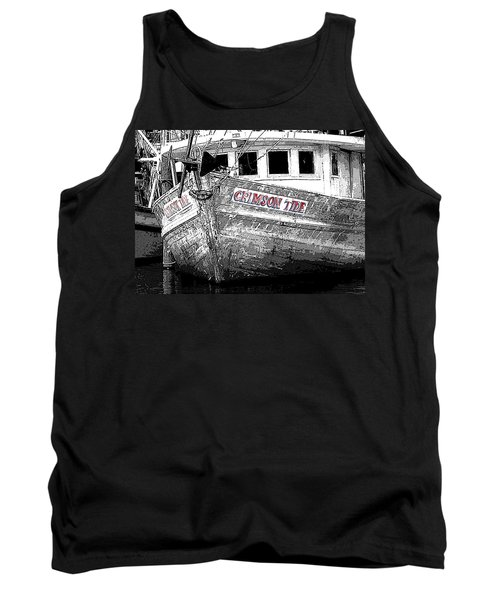 Crimson Tide Tank Top