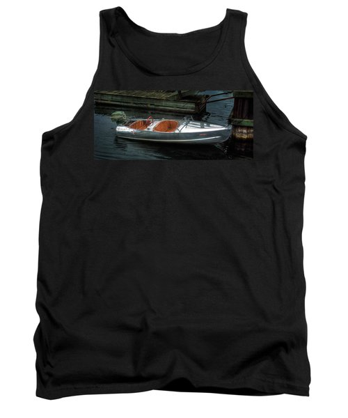 Cute Boat - 1948 Feather Craft Tank Top