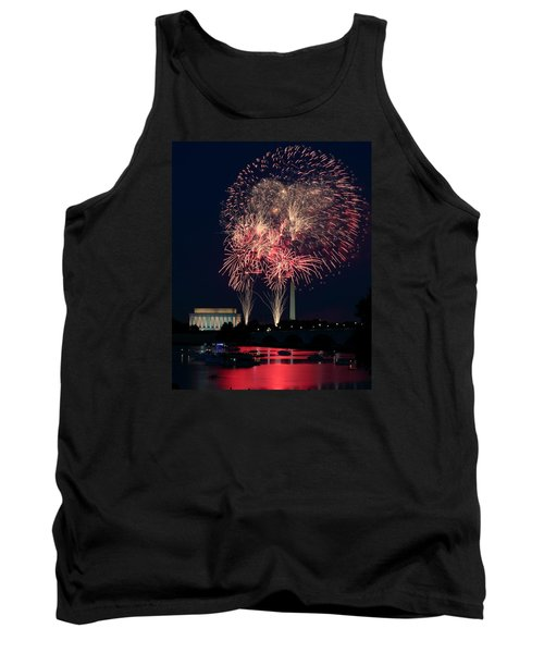 Dc 4th Of July Tank Top