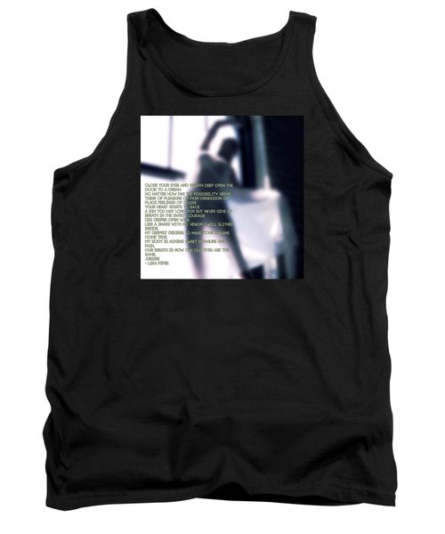 Desire Tank Top by Lisa Piper