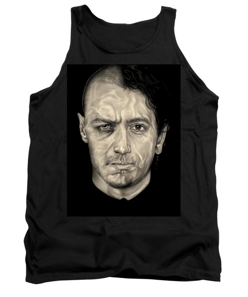 Double Jeopardy Tank Top by Fred Larucci