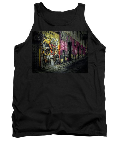 Tank Top featuring the photograph Dreamscape by Wayne Sherriff