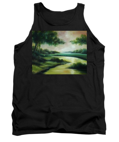 Emerald Forest Tank Top