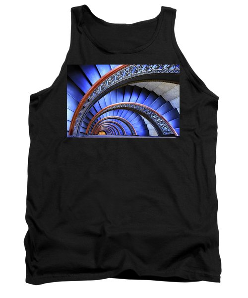 Escape Tank Top by Iryna Goodall