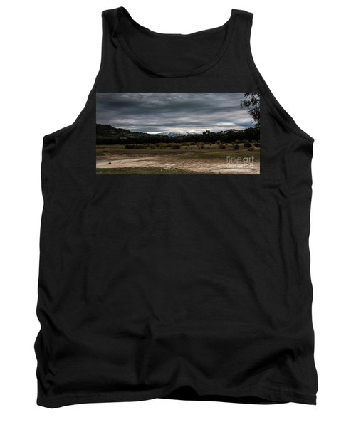 Etna, The West Side Tank Top