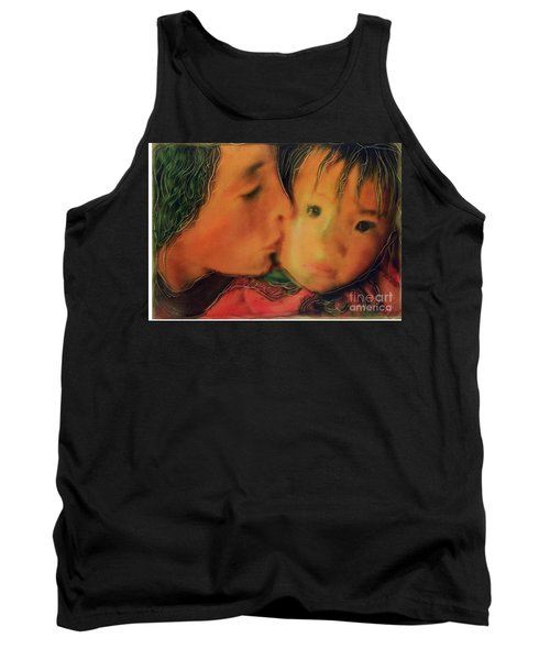 Faces Of Hope Nepal Tank Top
