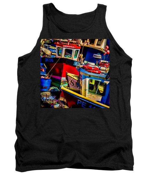 Fishing Fleet Tank Top