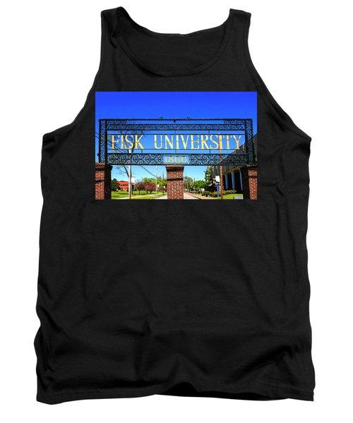 Fisk University Nashville Tank Top