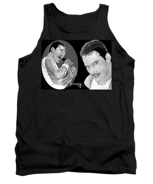 Freddie Mercury Tank Top