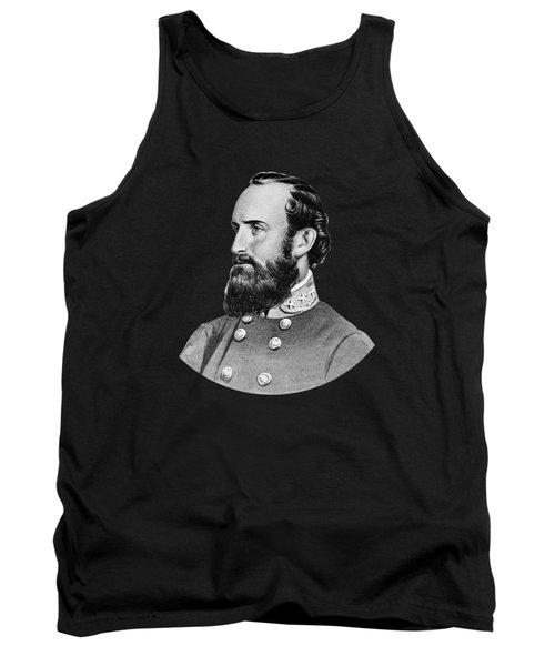 General Stonewall Jackson - Five Tank Top