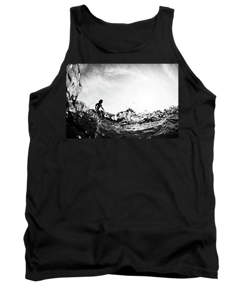 Glass House Tank Top