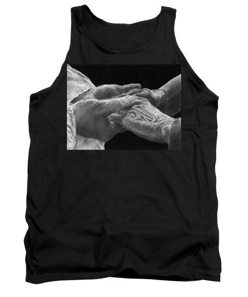 Hands Of Love Tank Top