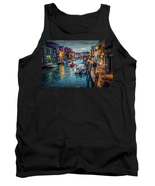 Heading For Home. Tank Top by Brian Tarr