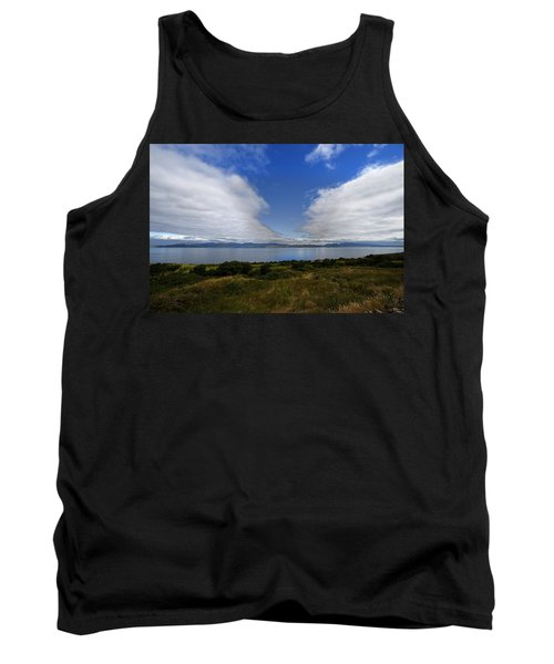 Irish Sky - Ring Of Kerry, Dingle Bay Tank Top