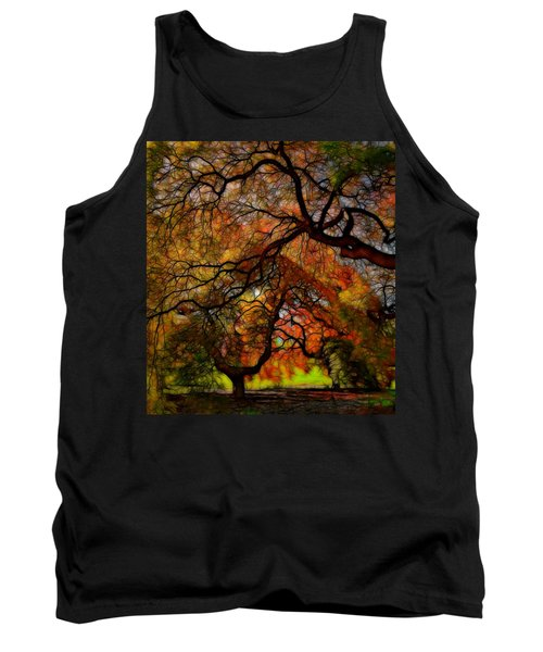 Japanese Maples 2 Tank Top