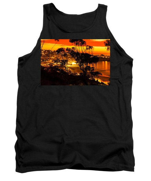La Jolla Sunset Tank Top