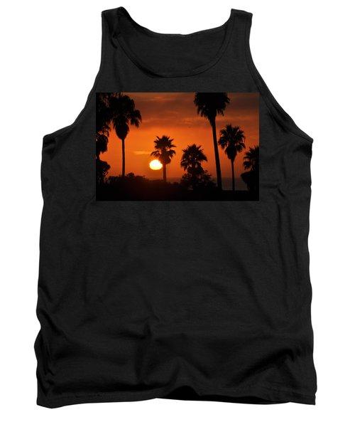 La Jolla Sunset Tank Top