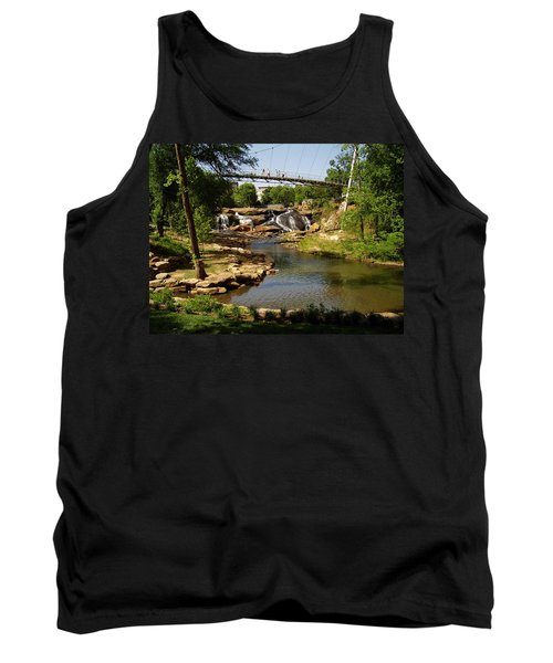Liberty Bridge Tank Top