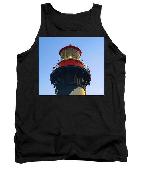 Lighthouse Tank Top by Raymond Earley