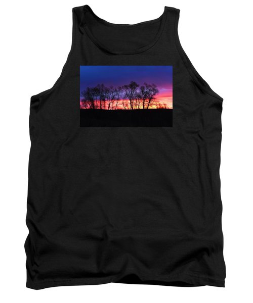 Magical Sunrise Tank Top