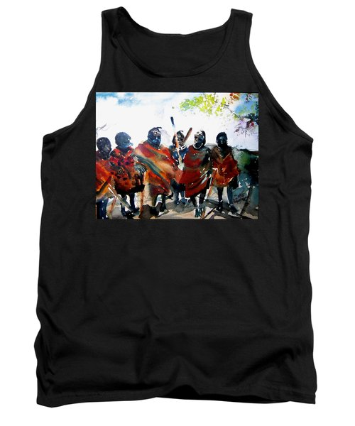 Masaai Boys Tank Top